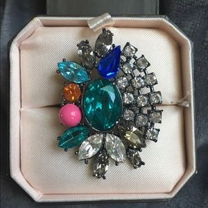 JUICY COUTURE Colorful Gem Ring